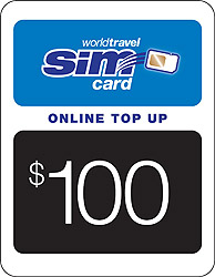 $100.00 airtime credit