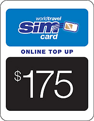 $175.00 airtime credit