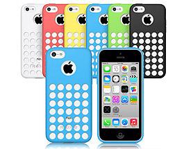 iPhone 5C Soft Gel Skin Case